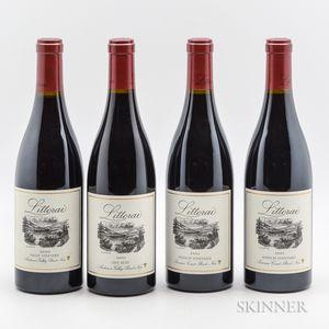 Mixed Littorai, 4 bottles