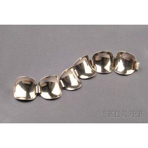 Sterling Silver Bracelet, Georg Jensen