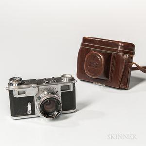 "Zeiss Contax II ""Jena Contax"" Camera"