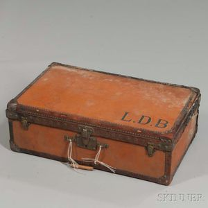 1b44ec11949f Louis Vuitton Orange Suitcase