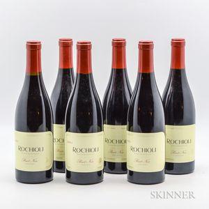 Rochioli Russian River Pinot Noir 2001, 6 bottles