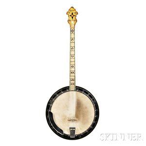 American Tenor Banjo, Gibson Incorporated, Kalamazoo, 1935, Style TB-11