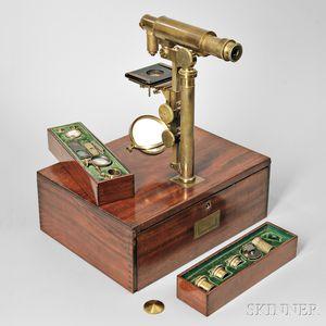 Charles Chevalier Universal Achromatic Microscope