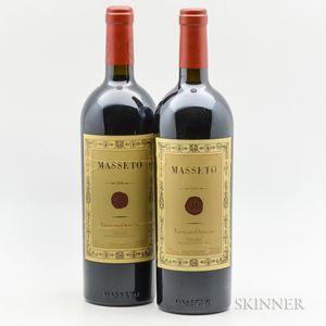 Tenuta dellOrnellaia Masseto, 2 bottles