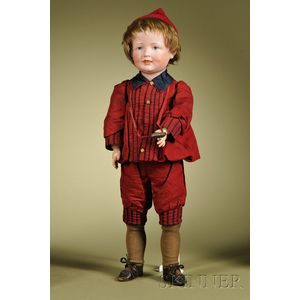 Simon & Halbig 151 Character Boy