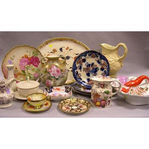 Seventeen Assorted Ceramic Items