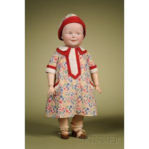 Heubach Character Toddler Child