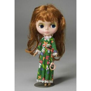 Redhead Blythe Doll by Kenner