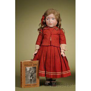 """Kämmer & Reinhardt 109 Character Girl, """"Elise,"""""""
