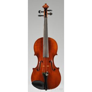German Violin, c. 1925