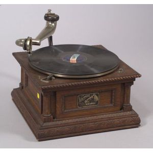 Victor Type D Phonograph