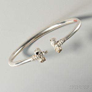 Silver Armlet