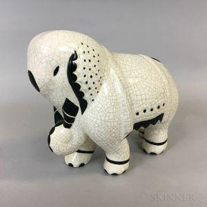 Atelier Primavera Ceramic Elephant