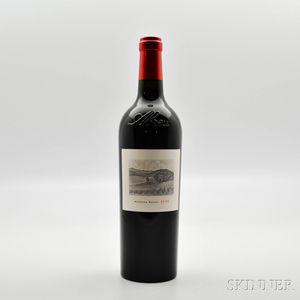Abreu Madrona Ranch Cabernet Sauvignon 2009, 1 bottle