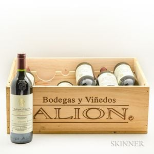 Bodegas Alion 2001, 11 bottles
