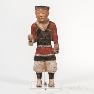 Tomb Pottery Warrior