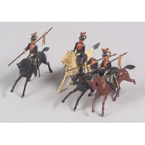 Britains 12th Lancers Set 128