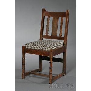 L. & J.G. Stickley Side Chair