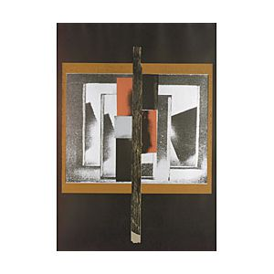Louise Nevelson (American, 1900-1988)  Untitled