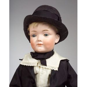 Kley & Hahn 549 Bisque Head Character Boy