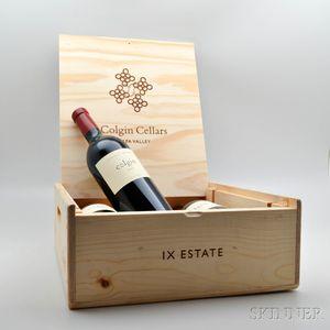 Colgin IX Estate 2011, 3 bottles (owc)