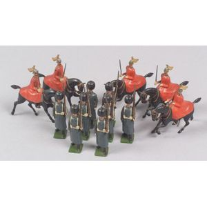 Britains Scots Guards and 1st Life Guards Set 429