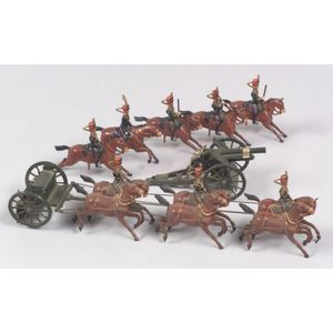 Britains Royal Horse Artillery Set 39