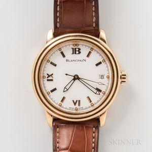 Blancpain 18kt Gold Wristwatch