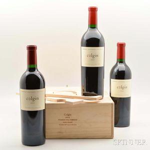 Colgin Tychson Hill Vineyard 2011, 3 bottles (owc)