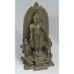 Bronze Image of the Buddha