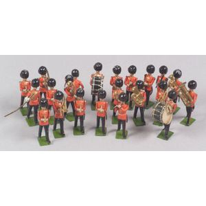 Britains Full Band of Cold Stream Guards Set 37
