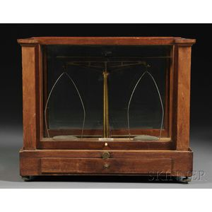 Becker Brothers Analytical Balance