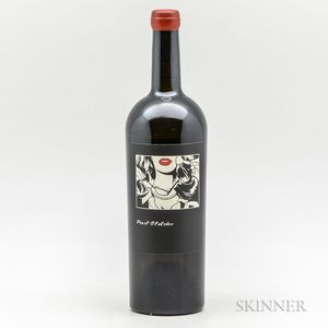 Sine Qua Non Pearl Clutcher Chardonnay 2012, 1 bottle