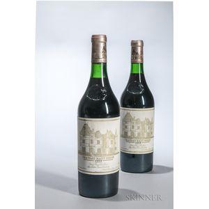 Chateau Haut Brion 1982, 2 bottles