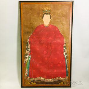 Ancestral Portrait of a Lady