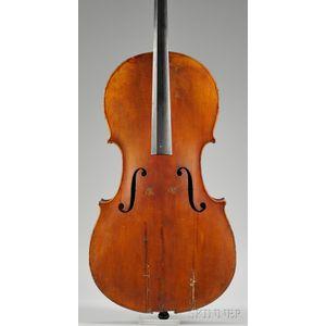 German Violoncello, c. 1900
