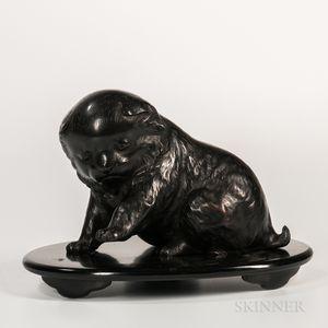 Bronze Puppy