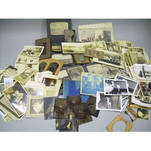 Group of 19th and Early 20th Century Photographs.