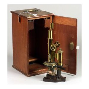 Bausch & Lomb Petrographical Microscope