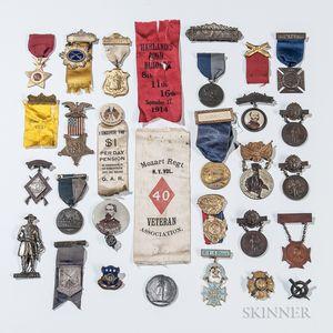 Group of Civil War Veteran