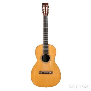 American Guitar, C.F. Martin & Company, Model 0-28, c. 1890s