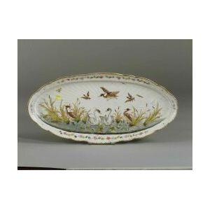 Capo di Monte Porcelain Platter