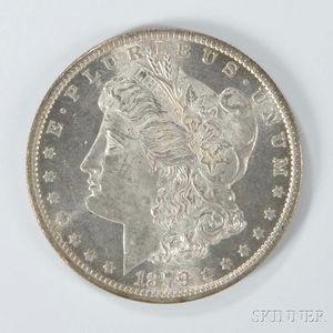 1879-O Morgan Dollar.     Estimate $50-100
