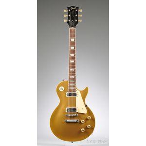 American Electric Guitar, Gibson Incorporated, Kalamazoo, 1969, Model Les Paul