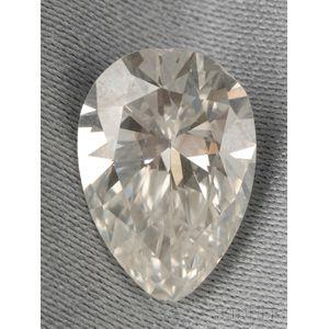 Unmounted Diamond