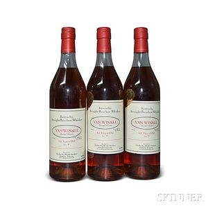 Van Winkle Special Reserve Bourbon 12 Years Old Lot B, 3 750ml bottles