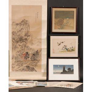 Chinese and Japanese Art, Twenty-six Items: