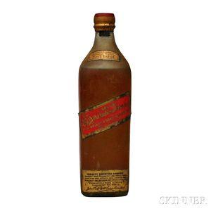 Johnnie Walker Old Highland Whisky, 1 bottle
