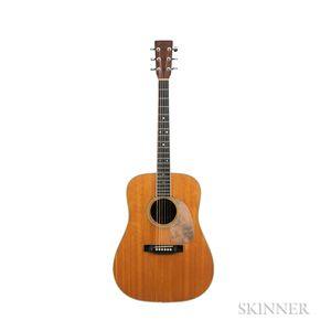 C.F. Martin & Co. D-35 Acoustic Guitar, 1974