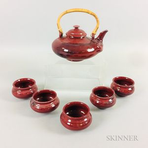 Thirty Ceramic and Metal Tableware Items